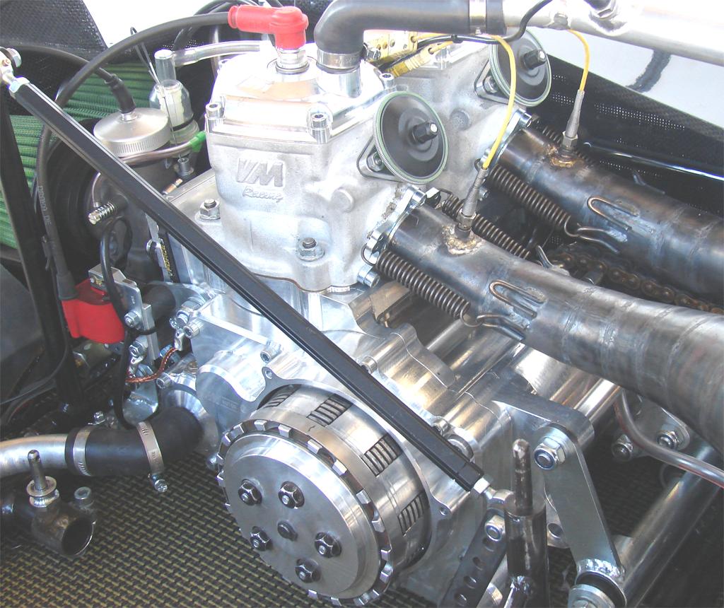 MS SUPERKART with VM 250 engine | MS KART, Milan Šimák